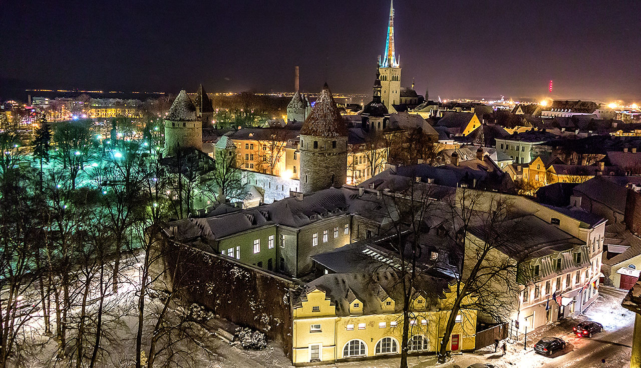 Image result for dark nights tallinn