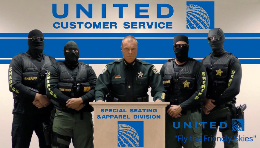 United Airlines fallout